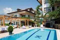 Villa Sonata à Alanya Outside Pool, Corporate Apartments, Villa, Strand, Modern Architecture, Terrace, Swimming Pools, Balcony, Spa