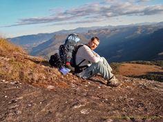 Entrevista com o montanhista Augusto Carvalho