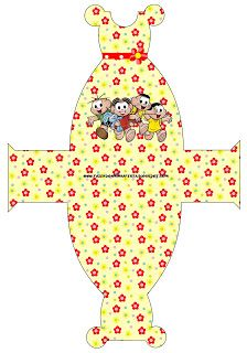 Turma da Mônica - Kit Completo com molduras para convites, rótulos para guloseimas, lembrancinhas e imagens! Max Steel, Candyland, Guppies, Piglet, Mother's Day Printables, Candy Dress, Oh My Fiesta, Bee Party, Doll Dress Patterns