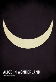 Children's classics as minimalist posters by Christian Jackson    http://www.squareinchdesign.com/about/