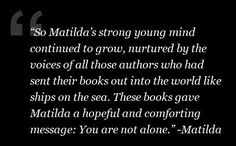 So true *smile*  Happy Birthday, Roald Dahl! 11 Inspiring Roald Dahl Quotes