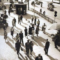Berlin, Tauentzien 1937.