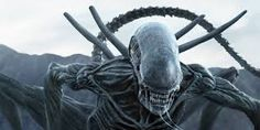 Ridley Scott's Alien marked a shift in the sci-fi genre and kicked off a space horror franchise, with some movies being a lot better than others. Saga Alien, Alien Film, Alien Art, Alien Vs Predator, Alien Ridley Scott, 3d Realms, Alien Games, Alien Pictures, Sci Fi Genre