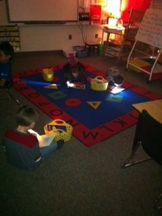 Growing First: Flashlight Friday Makes Building Stamina a Breeze