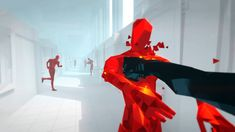 'SUPERHOT VR' Review with Oculus Touch â Become one with the gun