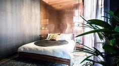 Utilizando o cobre na decoração: lindo, elegante e versátil. #decor #homedecor #cobrenadecoraçao #decoraçao #decoracao #decoração #bedroom