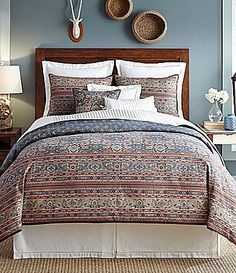 Villa by Noble Excellence Shiraz Duvet Mini Set #Dillards
