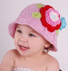 b75ec9056abd9 12 free knit and crochet hat patterns Gorros De Lana