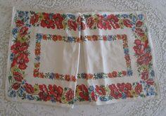Vintage Table Runner/Tea Towel Beautiful by VintageLinenGallery