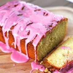 A wonderful Blood Orange Glazed Loaf Cake that doubles as breakfast or dessert! (Great as a snack too!)