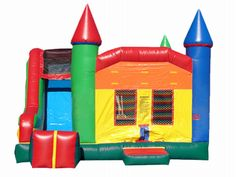Find Castle Compact Combo? Yes, Get What You Want From Here, Higher quality, Lower price, Fast delivery, Safe Transactions, All kinds of inflatable products for sale - East Inflatables UK