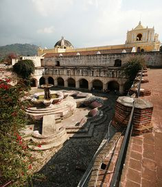 Antigua Guatemala. One of the most beautiful cities I've ever been to