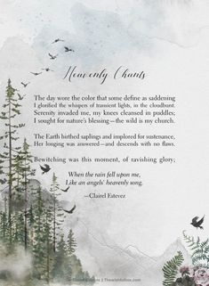 nature poetry by Clairel Estevez Rain Poems, Rain Quotes, Poem Quotes, Poems About Rain, Nature Poem, Nature Quotes, Beautiful Poetry, Beautiful Words, Beautiful Life
