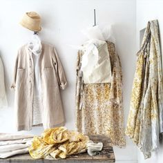 the poetry of material things — le-paradox: Golden sparks clouds. Mori Girl Fashion, Womens Fashion, Egg Shop, Egg Styles, London Outfit, Bohemian Girls, Layered Fashion, Linens And Lace, Facon