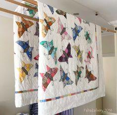 Wash Day - Бабочка Одеяло