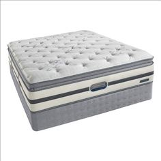 simmons beautyrest recharge spalding plush pillow top mattress   king  fort level plush pillow top  simmons beautyrest 8 in  pocketed coil visco innerspring futon      rh   pinterest