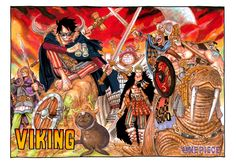 Chapter 446 - The One Piece Wiki - Manga, Anime, Pirates, Marines, Treasure, Devil Fruits, and more
