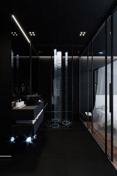 Home Building Design, Home Room Design, Dream Home Design, Modern House Design, Modern Houses, Dream House Interior, Luxury Homes Dream Houses, Mansion Interior, Apartment Interior