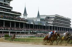 Great photos from The 2009 Kentucky Derby - The Big Picture - Boston.com