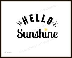 Sun Art Hello Sunshine Quote art print Good Morning Back to school Nurse Counselor Psychology Positive Mental Health Education poster Baby Nursery decor Mental Health Education, Positive Mental Health, Sunshine Quotes, Baby Nursery Art, Sun Art, Art Prints Quotes, Childrens Room Decor, Hello Sunshine, Back To School