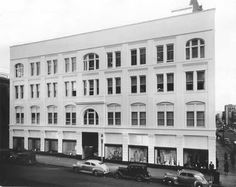The Department Store Museum: The Peoples Store, Tacoma, Washington. 1101 - 7 Pacific Ave.