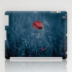 Dark Spring iPad Case by unaciertamirada - $60.00