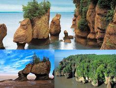 Bay of Fundy -- Nova Scotia