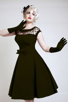 Alika Dress, by Bettie Paige....that outfit!!
