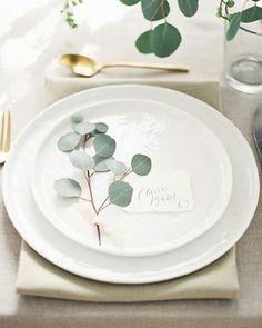 Cada vez tengo más claro que el eucalipto tendrá mucho protagonismo en mi boda ❤…