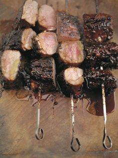 BBQ Pork Fillets | Pork Recipes | Jamie Oliver Recipes