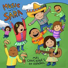 Music with Sara - bonitas canciones en Español