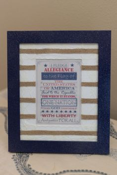 Home Wall Decor Pledge of Allegiance  Prev | Next  Pledge of Allegiance   Pledge of Allegiance   Pledge of Allegiance   Pledge of Allegiance   Pledge of Allegiance   Pledge of Allegiance Pledge of Allegiance Pledge of Allegiance Pledge of Allegiance Pledge of Allegiance Proudly display your patriotism! This one-of-a-kind framed art pays homage to the true spirit of America. A wonderful addition to any room in your home or gift for that patriotic friend.