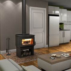 Costco  wood stove $1100 http://www.costco.ca/Drolet-Deco-High-Efficiency-Wood-Stove-with-Starter-Kit-and-Blower.product.100122623.html
