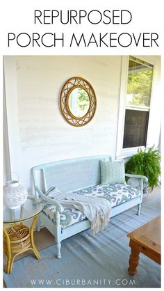 Repurposed Porch Mak