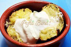 Cartofi copti 30 Minute Meals, Mashed Potatoes, Ethnic Recipes, Food, Salads, Whipped Potatoes, Smash Potatoes, Essen, Meals