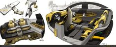 Zachary Whitaker, Automotive Designer from Detroit, Michigan