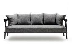 Log Sofa by Patricia Urquiola for Artelano