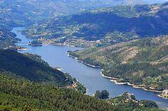 Os mais belos miradouros portugueses - Miradouro da Pedra Bela, Gerês