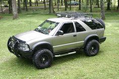 "4 inch custom body lift 33"" Mickey Thompson Baja Claw Radials 15x8 Rock Crawlers(Black) Flowmaster Exhaust Duals Custom Glow Gauges Pioneer 200 w"