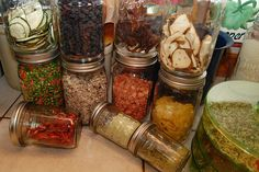 Using dehydrated foods in your recipe