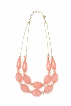 Type 1 Rosy Outlook Necklace
