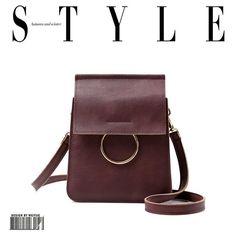 2017 DAUNAVIA Shoulder Bag
