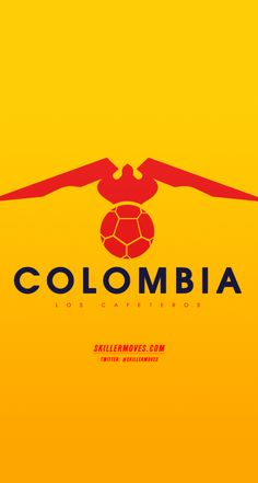 "¡Viva Colombia!  Download the ""Los Cafeteros"" wallpaper for your phone at flickr.skillermoves.com.  Get the t-shirt at shop.skillermoves.com. REPRESENT. Phone Wallpaper Design, Wallpaper For Your Phone, World Cup 2014, T Shirt, Football, Latin America, Game, Iphone Wallpapers, Converse"
