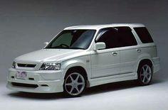 Azect 1995-2001 Honda CR-V Complete Kit in HONDA CR-V BODY KITS