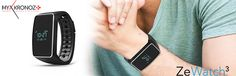Smartwatch Zewatch 3. Nou ! #smartwatch #zewatch3