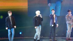 [HD FANCAM] SHILLA BEAUTY CONCERT - SHINEE -