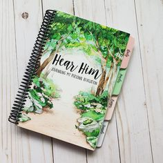 Hear Him: Journaling My Personal Revelation – Worthy Written Words Scripture Study, Scripture Journal, Bible, Jesus Loves Us, Lds Scriptures, Think Deeply, Visiting Teaching, Study Help, Heavenly Father