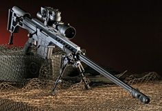 Barrett M98B .338 Lapua Mag Ultimate Sniper rifle /Hunting rifle , it's definitely on my wish list . Also can get .308, .300 win mag, 260 rem, and 7mm win mag.