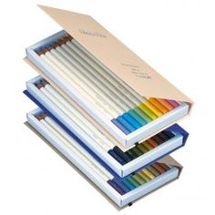 Woodlands-Irojiten-Color-Pencil-Set