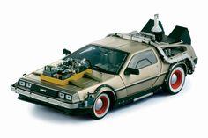 DeLorean, toy